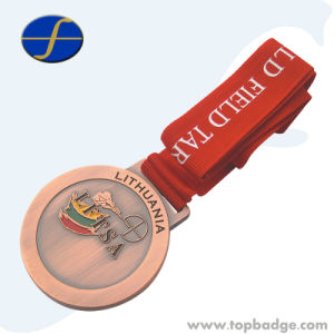 Factory Sales Worldwide Sport Event Honor Souvenir Medals (FTMD1496A) pictures & photos