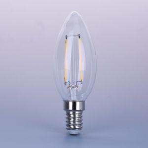 2W LED Filament Bulb Light, E14 pictures & photos