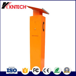 Solar Panel Powerd Hands Free Telephone Emergency Telephone Tower pictures & photos