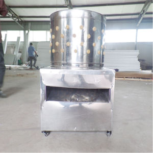 Ce Approved Fully Automatic Digital Poultry Plucker Machine pictures & photos