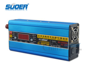 Suoer Car Battery Charger 24V 20A Intelligent Battery Charger (DC-2420A) pictures & photos