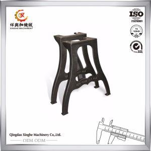 Qingdao Shell Casting Iron Leg/Bench Leg pictures & photos