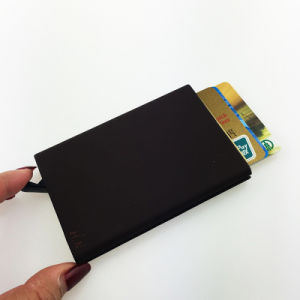 Branding Aluminum Credit Cardprotector for Giveaways pictures & photos
