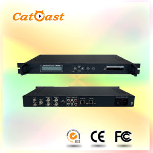 MPEG4 Avc/H. 264 and MPEG2 HD SD/HD Decoder pictures & photos