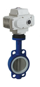 Stainless Steel Pneumatic Sanitary Butterfly Valve pictures & photos