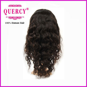 Premium Quality Cheap Lace Front Wig with Baby Hair, 100% Brazilian Human Hair Lace Front Wig (21b) pictures & photos