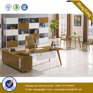 Famous Brand Table Modern Glass Office Furniture (HX-BS8021) pictures & photos