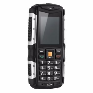 """AGM M1 Cellphone 2.0"""" IP68 Waterproof Mobile Phone Dustproof Shockproof pictures & photos"""