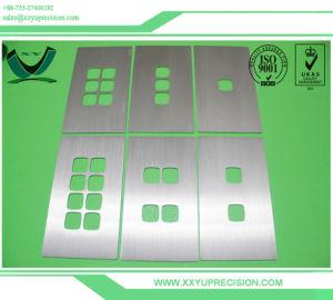 Big CNC Precision Machining Aluminum Parts (XY-002) pictures & photos