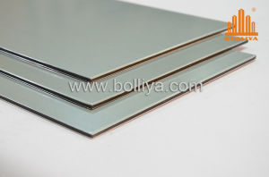 Bright Rolled Weathered Pre-Weathered Blue Graphite Grey Natural Phosphating Colored Zinc Composite Panel pictures & photos