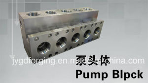 Forged SAE4140 AISI1045 Steel Square Block pictures & photos