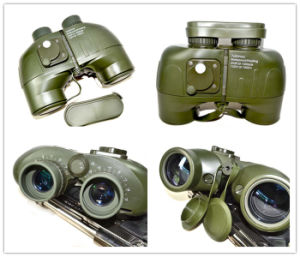 Military 7X50 Telescope Waterproof Binoculars pictures & photos