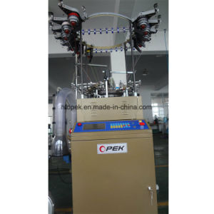 Opek365 High Speed Scarf Making Machine pictures & photos