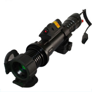 Subzero Zoomable 100mw Green Laser Designator with 5mw Red Laser Sight Combo (ES-KS-CL2-G100R) pictures & photos