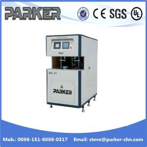 Plastic PVC Window Equipment Corner Cleaning Machine pictures & photos