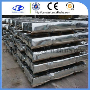 Galvanized Corrugated Sheet Metal pictures & photos