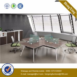 Project Office Furniture 4 Persons Workstation Office Partation Wall (UL-NM068) pictures & photos