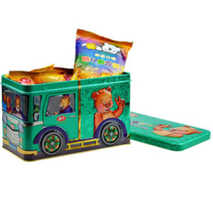 Metal Box Gift Box Car Shape Packaging Box pictures & photos