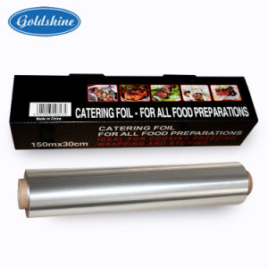 Food Grade Aluminium Foil Roll pictures & photos