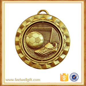Die Casting Customized Alloy Sport Metal Medallions for Souvenir pictures & photos