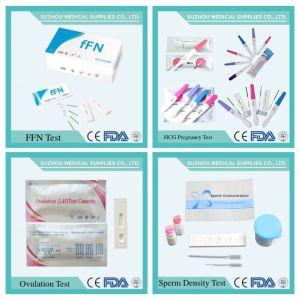 Pregnancy Test, Rapid Test, Test Strip, Test Kit, HCG Pregnancy Test Cassette pictures & photos