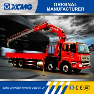 XCMG Sq16zk4q 16ton Folding-Arm Mobile Crane Truck Mounted Crane pictures & photos