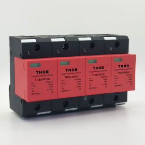 100ka Surge Arrester Surge Protector for AC Power pictures & photos