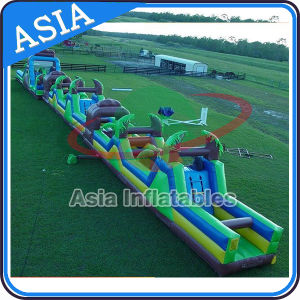 Outdoor Jumper Team Adult Inflatable Obstacle Course, Workout Obstacle Game pictures & photos