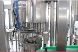 Glass and Pet Bottle Wine Filling Machine (XGF) pictures & photos