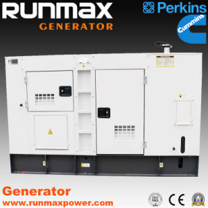 80kw/100kVA Silent Denyo Electric Power Diesel Generator/Denyo Generator (RM80C2) pictures & photos