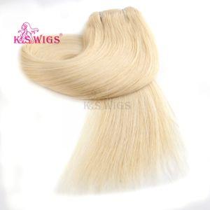 High Grade Brazilian Virgin Remy Human Hair Weft pictures & photos