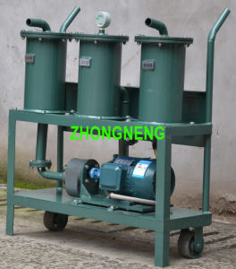 Portable Waste Oil Treatment, Cheap Oil Cleaning Machine pictures & photos