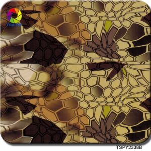 Tsautop Snake Hydrographic Water Transfer Printing Film pictures & photos