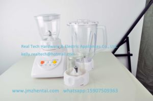High Speed Commercial and Home Use Good Price Plastic Smoothie Blender pictures & photos