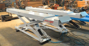 Double-Level Scissor Lift for Four Wheel Alignment (SHL-Y-J-35DL) pictures & photos