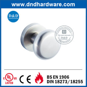 Casting Round Solid Door Knob pictures & photos