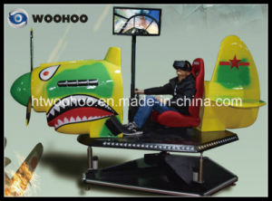 9d Vr Interactive Game Flying Shooting Game Equipment in a Plane Mold