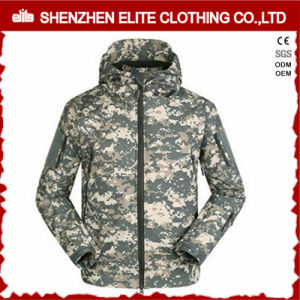 High Quality Nylon Softshell Jacket Military pictures & photos