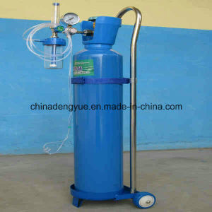 China Manufacture Supplier Small Medical Portable Oxygen Cylinder, Gas Oxygen Cylinder Medical Equipment Hospital Equipment pictures & photos