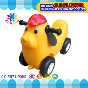 Kids Plastic Toy Car for Preschool Dogcart (XYH12072-6) pictures & photos