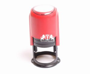 Circle Self Inking Stamps pictures & photos