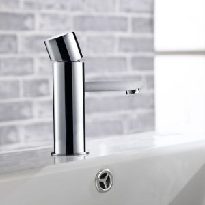 Water Saving Brass Basin Mixer with Cupc Ceramic Cartridge