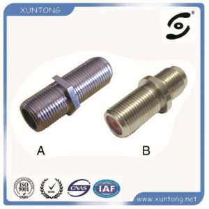 Coaxial F Connector for RF Connector pictures & photos