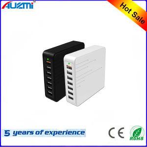 Portable QC2.0 3.0 7 USB USA/EU Standard Charger