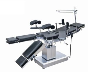 Surgery Instruments, CE Marked Electric Operating Table, Radiolucent pictures & photos