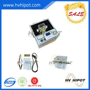 GDOT Series Insulation Oil Dielectric Strength Tester (80/100kV) pictures & photos