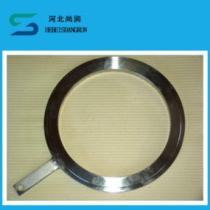 ASME Spacer Ring Spectacle Blind C/W Handle pictures & photos