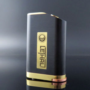 Full Mechanical Mod Triple 18650 Lethal Box Mod (Lethal) pictures & photos