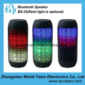 Colorful LED Flash Light Bluetooth Portable Mini Speaker