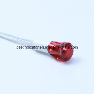 Indicator Lamp with Wire /LED Indicator Lamp pictures & photos